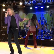 "KIX Performs ""Can't Stop The Show"" a brand new song from their upcoming CD Brunswick MD 12/13/2013"